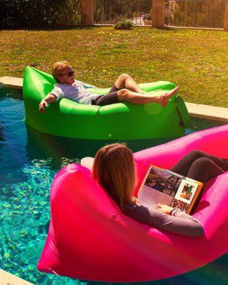 hamac gonflable confort