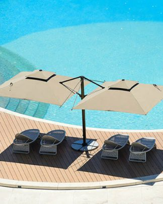 parasol jardin marrakech