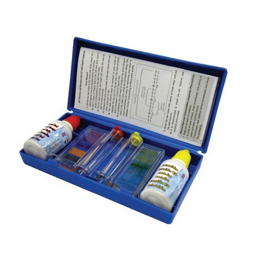 trousse analyse piscine chlore et ph