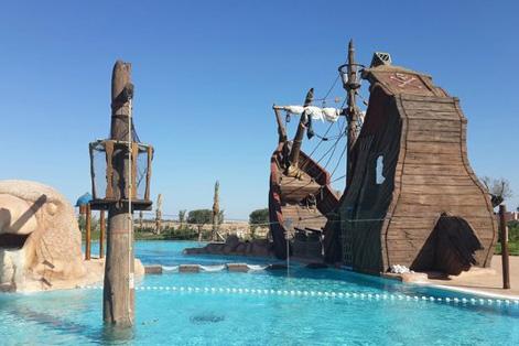 Parc levizir marrakech