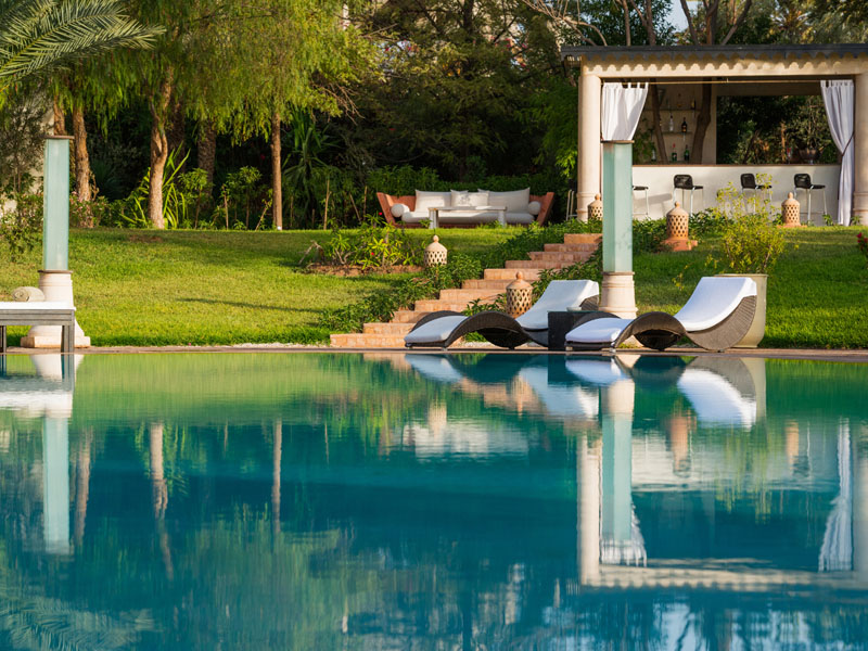 piscine hotel palais mehdi
