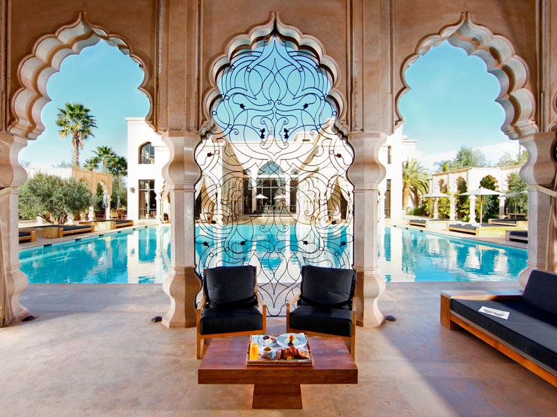 piscine hotel palais namaskar