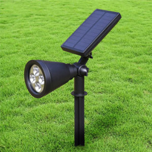 lampe solaire extérieure 4 Led