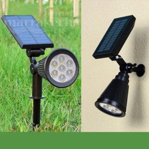 lampe led solaire exterieur