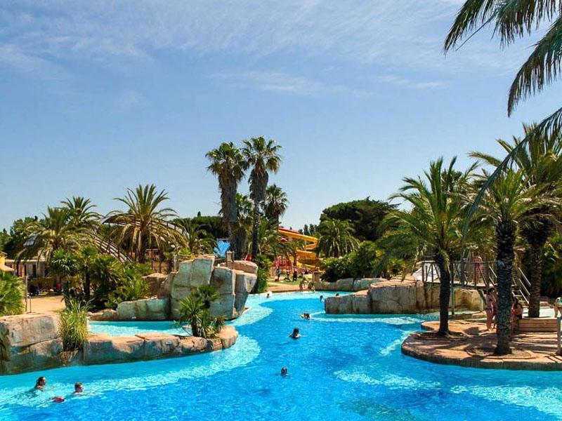 Piscine aqua park marrakech