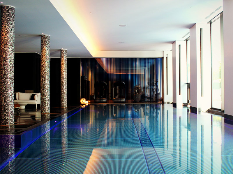 piscine interieur hotel savoy marrakech