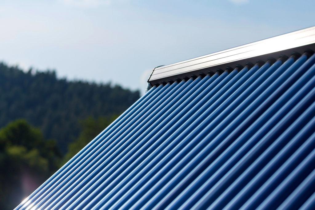Chauffage panneau solaire piscine