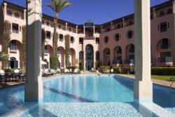 Piscine Hotel le tichka Marrakech
