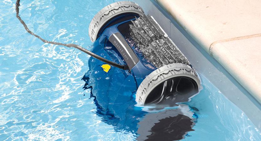 Robot nettoyeur piscine zodiac Maroc