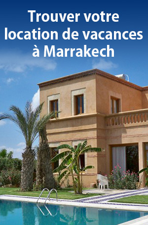 Location vacance a Marrakech